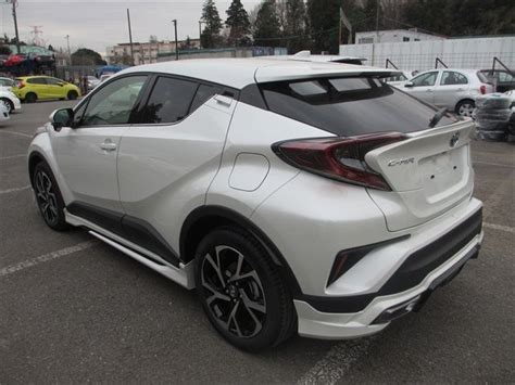 Toyota Chr Hybrid Picture by Hybrid Toyota Chr Idee Immagine Auto