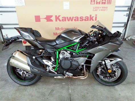 2017 Kawasaki Ninja H2 Carbon For Sale