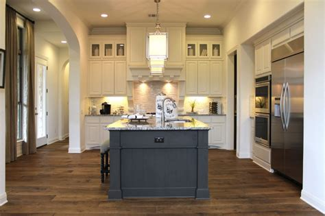 white kitchen cabinets with different color island cabinet design tips archives burrows cabinets central 2209