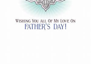 Fathers Day Jewish Greeting Cards by Mickie Caspi