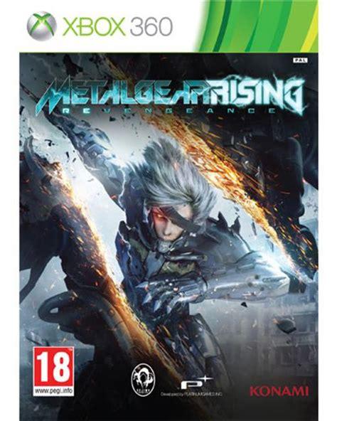 Metal Gear Rising Cover by Metal Gear Rising Revengeance Xbox 360 De Xbox 360 En