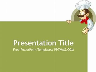 Chef Powerpoint Template Background Templates Comment Prezentr