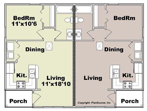 19 Genius One Bedroom Duplex Plans  House Plans 35703