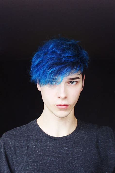 922 Best Mens Colored Hair Images On Pinterest Coloured
