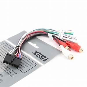 Xtenzi 20 Pin Dual Wire Harness Xdvd8180 Xhd6420 Xdm6830