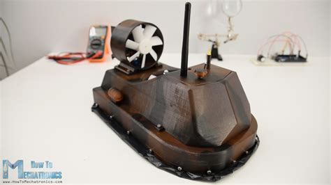 arduino blog  print   arduino hovercraft