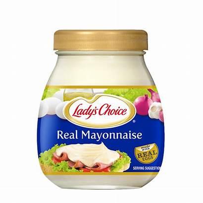 Choice Lady Mayonnaise Mayo 470ml 220ml Jar