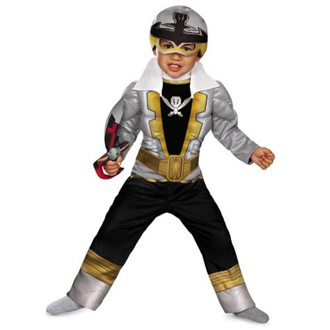 megaforce power rangers special ranger silver toddler costume whyrll