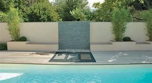 piscines With decoration bassin de jardin 10 terrasse de piscine en beton cire annecy pose terrasse