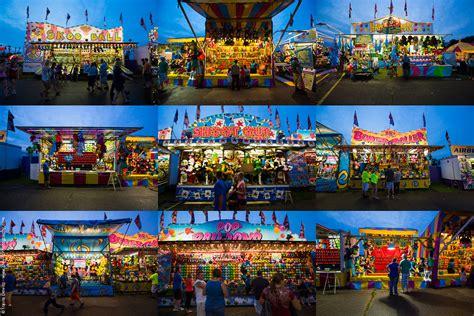 Fair-Games Carnival Foods