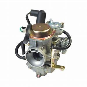 250cc Gy6 Scooter Carburetor For Honda Helix  U0026 Fusion