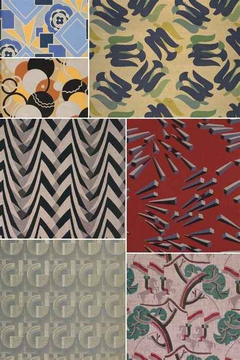 history of surface design deco pattern observer