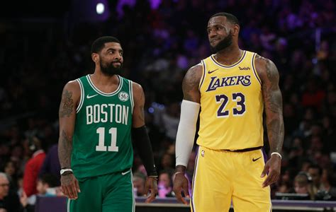 lebron james kyrie irving reunion  hinge