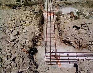Ferraillage Fondation Mur De Cloture : ferraillage vers une nouvelle maison ~ Dailycaller-alerts.com Idées de Décoration