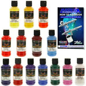 house of kolor paint kit house of kolor 4oz 14 color kit shimrin graphic color solid basecoat paint 848849092561 ebay