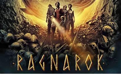 Norse Viking Ragnarok Mythology Fantasy Wallpapers Poster