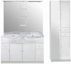 meuble de salle de bain brico depot pas cher With meuble salle de bain avec vasque brico depot