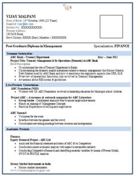 Some Resume Sles by Two Column One Page Cv Resume Template Office Sle