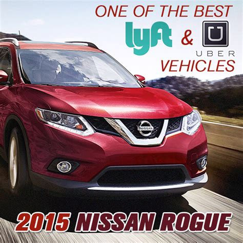 Autotrader Lists The Nissan Rogue As One Of The Top 7 Uber