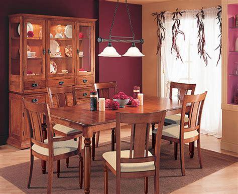 cuisine sur mesure salle à manger classique mobilier salle à dîner