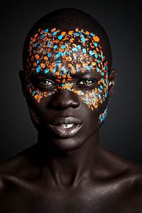 african tribal face paint meanings | MakeUp Idea