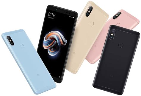 xiaomi redmi note 5 pro mzb6080in price review