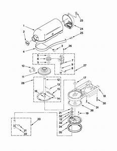 Case  Gearing And Planetary Unit Diagram  U0026 Parts List For