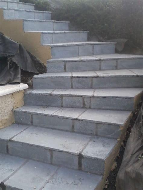 escalier exterieur balancer maconnerie generale crouzet