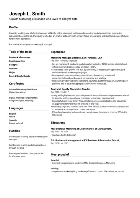 Build My Free Resume by Free Resume Templates You Can Edit And Easily