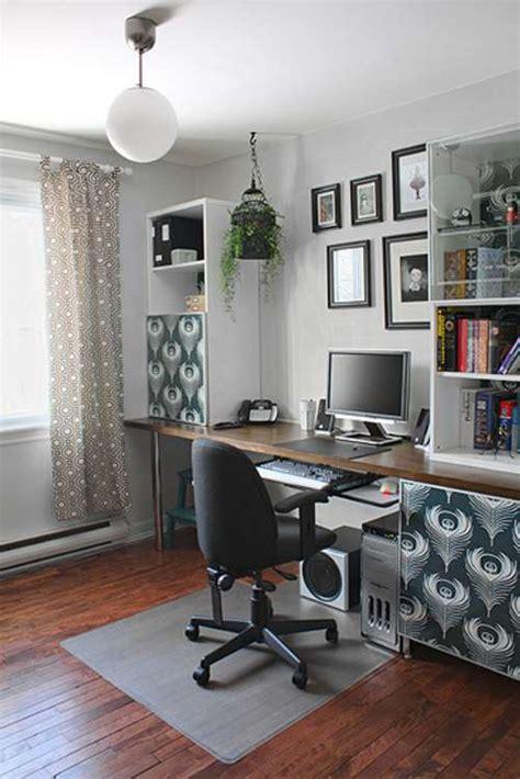 consejos  decorar una oficina pequena oficina