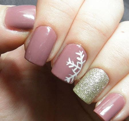 simple winter nail art designs ideas trends