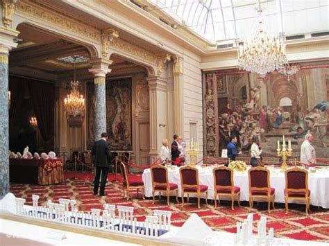 elysee palace  official residence   french president