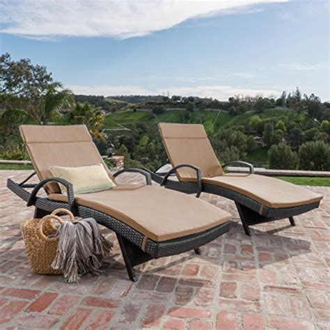 Chaise Chair With Arms by Christopher Home 296791 Outdoor Wicker Chaise