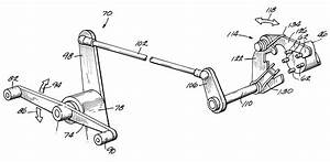 Patent US6308797 Motorcycle transmission shifter