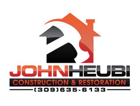 hammer  construction logo design hourslogocom
