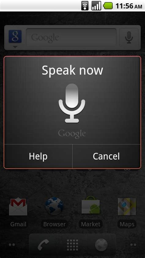 voice search android jfk computing language interface exles