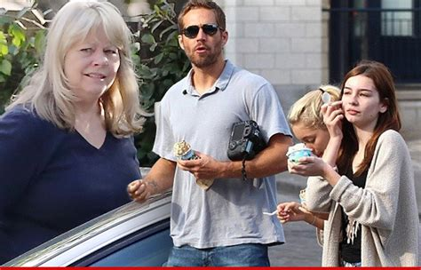 Paul Walker -- Asked Mom To Care for Meadow the Day He