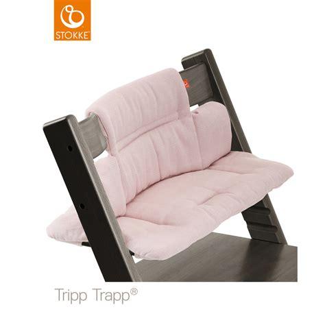siege tripp trapp coussin fauteuil bébé tripp trapp tweed de stokke sur