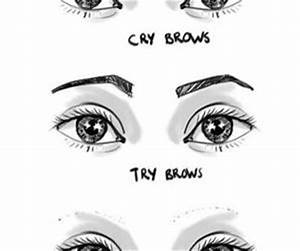 Funny Eyebrow Q... Draw Eyebrows Quotes