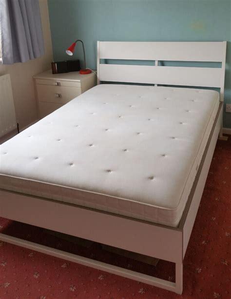 Trysil Ikea Bett by Ikea Trysil Bed Frame With Ikea Hyllestad