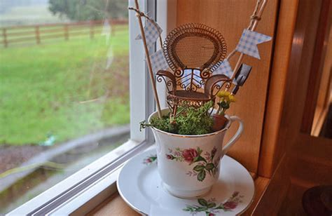 Garden Tutorial by Diy Garden Teacup Tutorial Factory Direct Craft