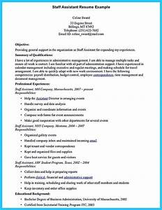 Sample Resume For It Student With No Experience Writing Your Assistant Resume Carefully