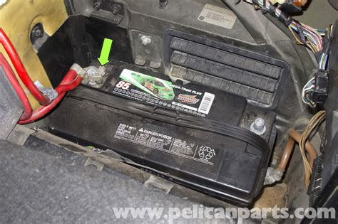 Bmw E39 5series Battery Replacement  19972003 525i