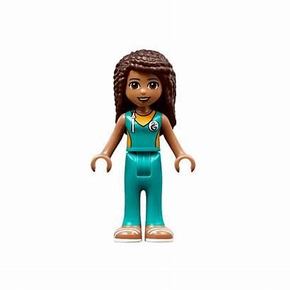 Lego Friends Andrea Figurine
