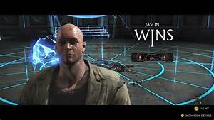 Hacker Captures Jason Without His Mask | Mortal Kombat X ...