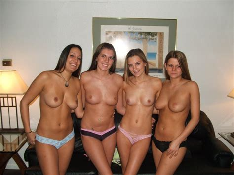 Gallery Pikotop Four Girls Topless At Home Picture Gallery Pikotop Four Girls