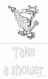 Routine Daily Worksheet Printable Esl Screen Present Simple sketch template