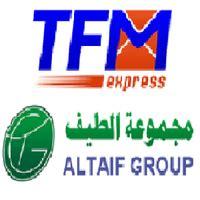 tfm express shipping llc al taif group linkedin