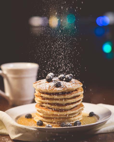 Pancakes, recipe - Grace and Good Eats