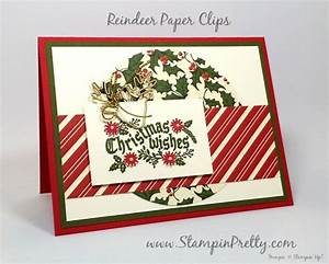 Check Out These Reindeer Paper Clips